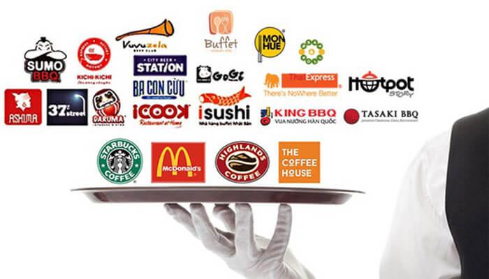 Các thương hiệu đang thành công với mô hình FnB