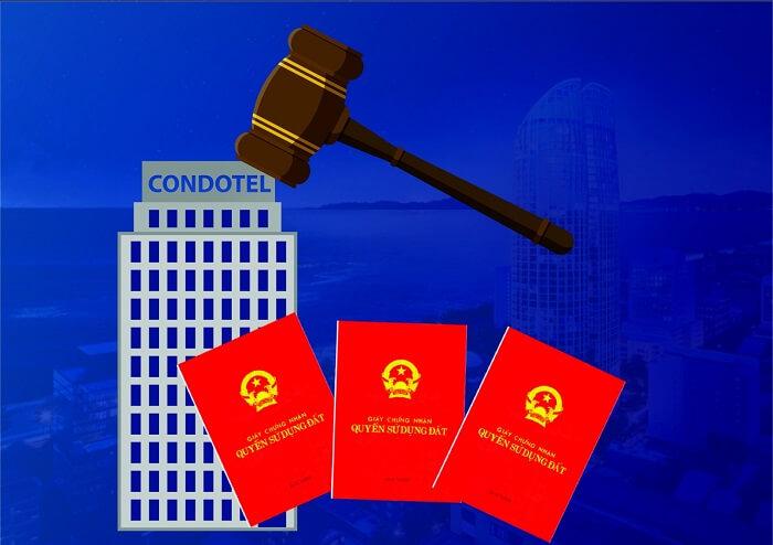 Các cơ sở pháp lý của Condotel